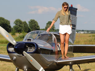 SP-CAC - Private - Aviation Glamour - Model