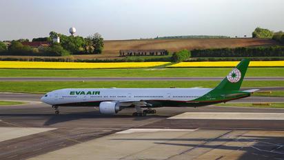B-16716 - Eva Air Boeing 777-300ER