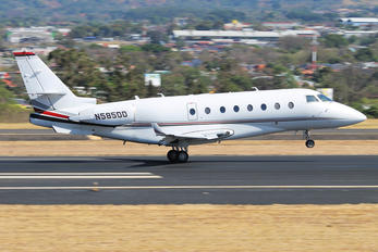 N585DD - Private Gulfstream Aerospace G200