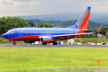 N427WN - Southwest Airlines Boeing 737-700