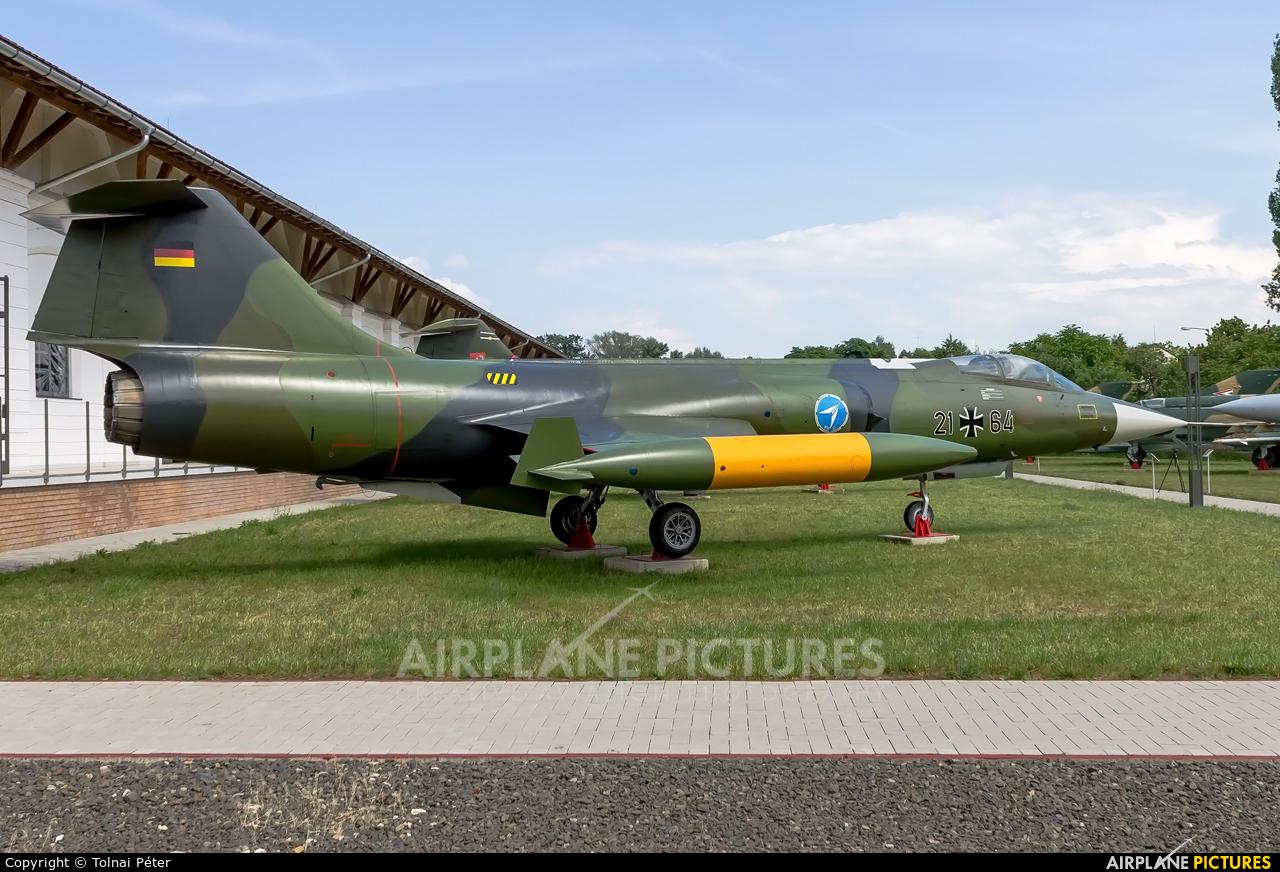 Germany - Air Force 21+64 aircraft at Off Airport - Hungary