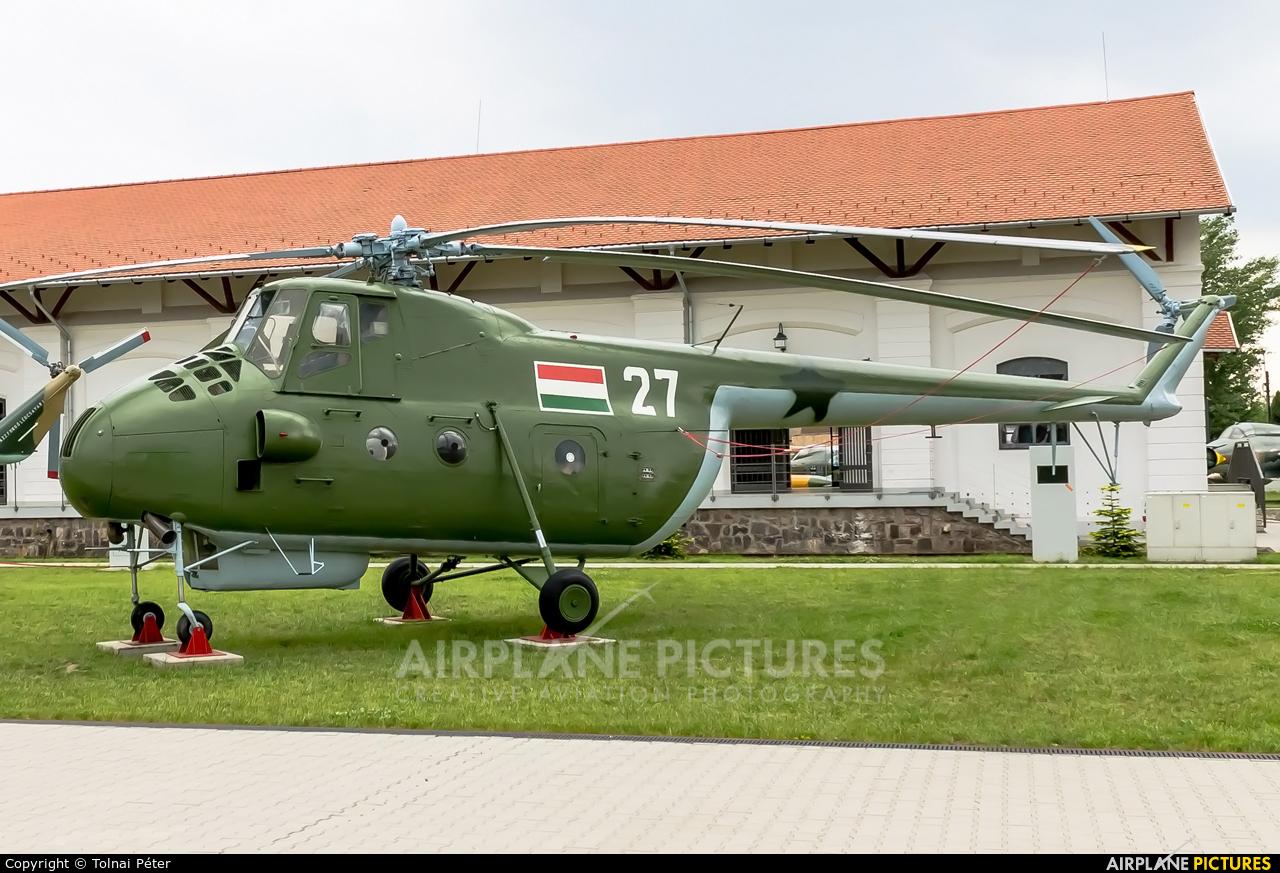 Hungary - Air Force 27 aircraft at Off Airport - Hungary