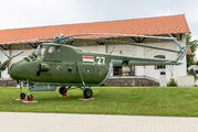 27 - Hungary - Air Force Mil Mi-4 aircraft