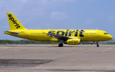 N613NK - Spirit Airlines Airbus A320