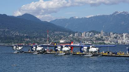 C-FHAS - Harbour Air de Havilland Canada DHC-3 Otter