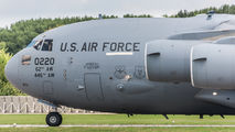 10-0220 - USA - Air Force Boeing C-17A Globemaster III aircraft