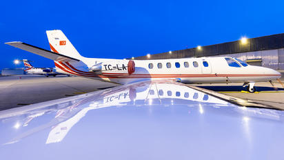 TC-LAB - Turkey - Government Cessna 560 Citation V