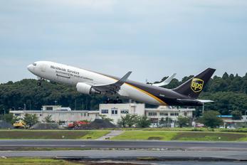 N305UP - UPS - United Parcel Service Boeing 767-300F