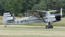 G-APRO - Private Auster 6A Tugmaster aircraft