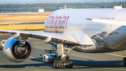 ET-AUC - Ethiopian Airlines Airbus A350-900