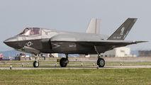 169296 - USA - Marine Corps Lockheed Martin F-35B Lightning II aircraft