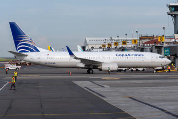 HP-1714CMP - Copa Airlines Boeing 737-800