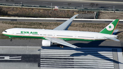 B-16706 - Eva Air Boeing 777-300ER