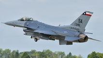 87-0245 - USA - Air National Guard Lockheed Martin F-16C Fighting Falcon aircraft
