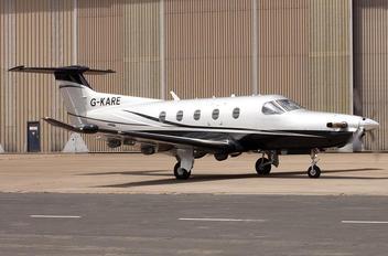 G-KARE - Private Pilatus PC-12