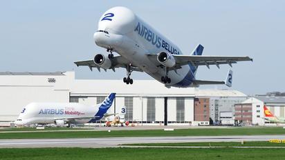 F-GTSB - Airbus Industrie Airbus A300 Beluga