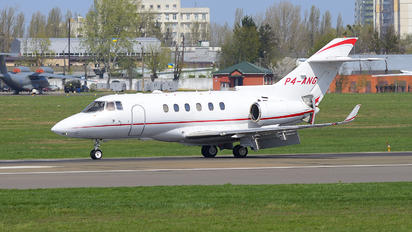 P4-ANG - Private Hawker Beechcraft 900XP