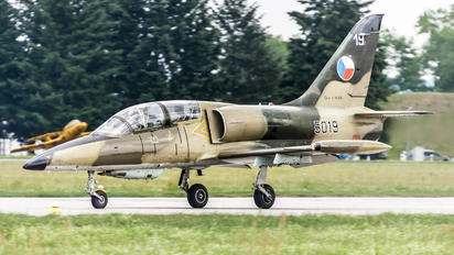 5019 - Czech - Air Force Aero L-39ZA Albatros