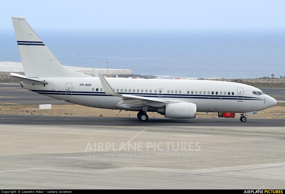Private PR-BBS aircraft at Tenerife Sur - Reina Sofia