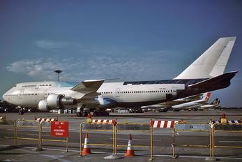 - - Ansett Australia Boeing 747-300