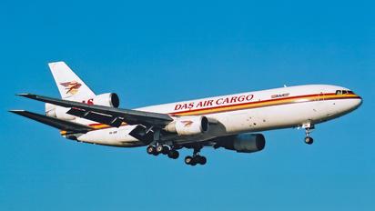 5X-JOE - DAS Air Cargo McDonnell Douglas DC-10F