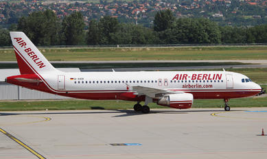 D-ABDI - Air Berlin Airbus A320