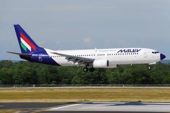 HA-LOK - Malev Boeing 737-800