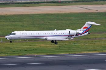 B-4064 - China - Air Force Bombardier CRJ-700