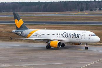 D-AICE - Condor Airbus A320