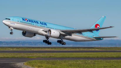 HL7721 - Korean Air Boeing 777-200ER
