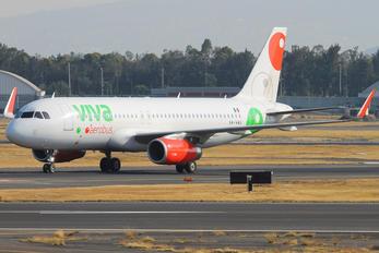 XA-VAU - VivaAerobus Airbus A320