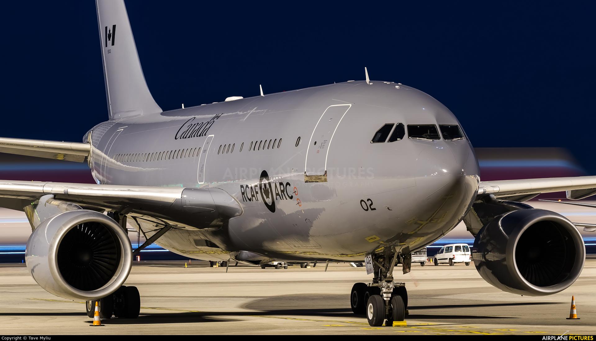 Canada - Air Force 15002 aircraft at Tenerife Sur - Reina Sofia