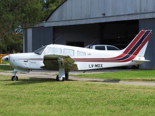 LV-MDX - Private Piper PA-28 Arrow