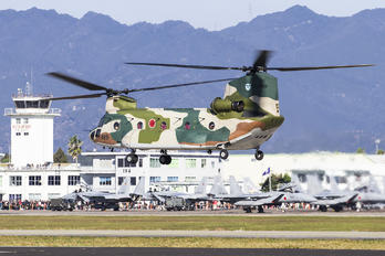 37-4489 - Japan - Air Self Defence Force Kawasaki CH-47J Chinook