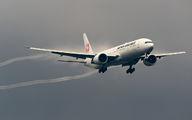 JA739J - JAL - Japan Airlines Boeing 777-300ER aircraft