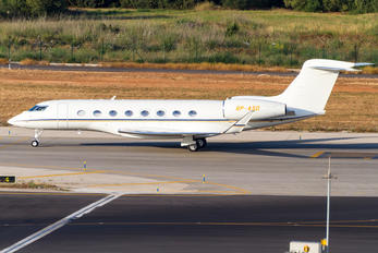 8P-ASD - Private Gulfstream Aerospace G650, G650ER