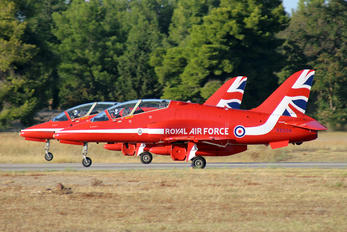 "XX204 - Royal Air Force ""Red Arrows"" British Aerospace Hawk T.1/ 1A"