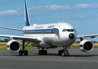 60204 - Thailand - Air Force Airbus A340-500