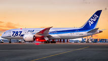 All Nippon Airways Boeing 787 diverted to Helsinki title=