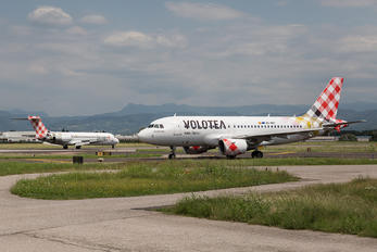 EC-MUY - Volotea Airlines Airbus A319