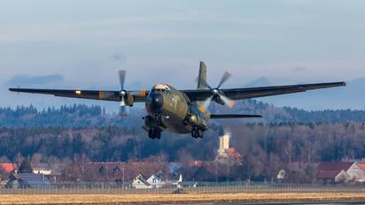 50+49 - Germany - Air Force Transall C-160D