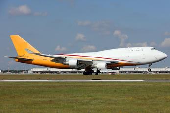 ER-BAJ - Aerotrans Cargo Boeing 747-400BCF, SF, BDSF