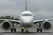 LN-WEC - Widerøe Embraer ERJ-190-E2 aircraft