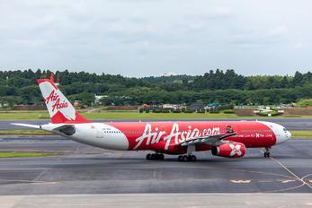 PK-XRA - AirAsia (Indonesia) Airbus A330-300