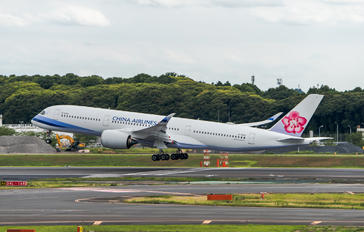 B-18909 - China Airlines Airbus A350-900