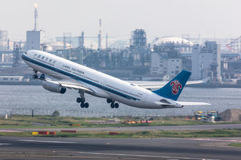B-8366 - China Southern Airlines Airbus A330-300