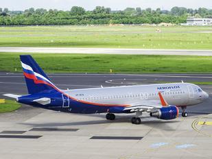 VP-BFA - Aeroflot Airbus A320