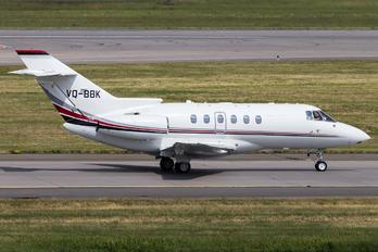 VQ-BBK - Sirius-Aero Hawker Beechcraft 750