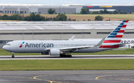 N398AN - American Airlines Boeing 767-300ER aircraft