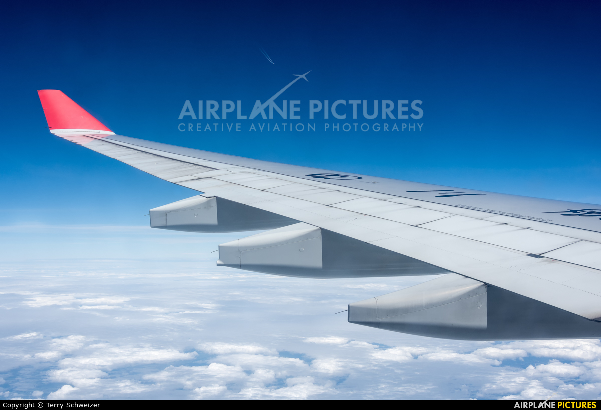Sichuan Airlines  B-5923 aircraft at In Flight - Germany